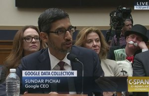 Google's Congressional Hearing