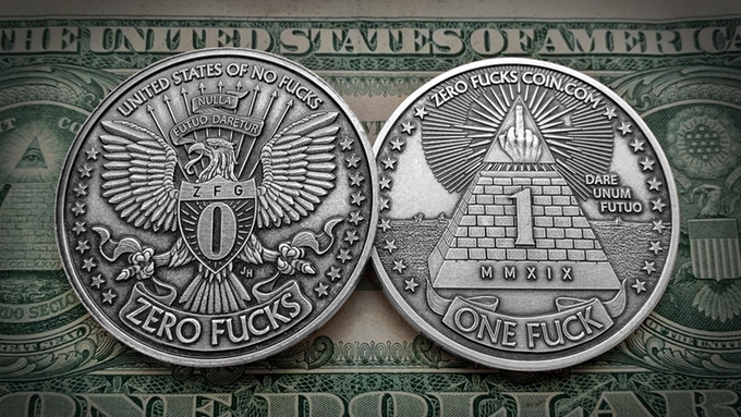 Novelty Silver Dollar Coins