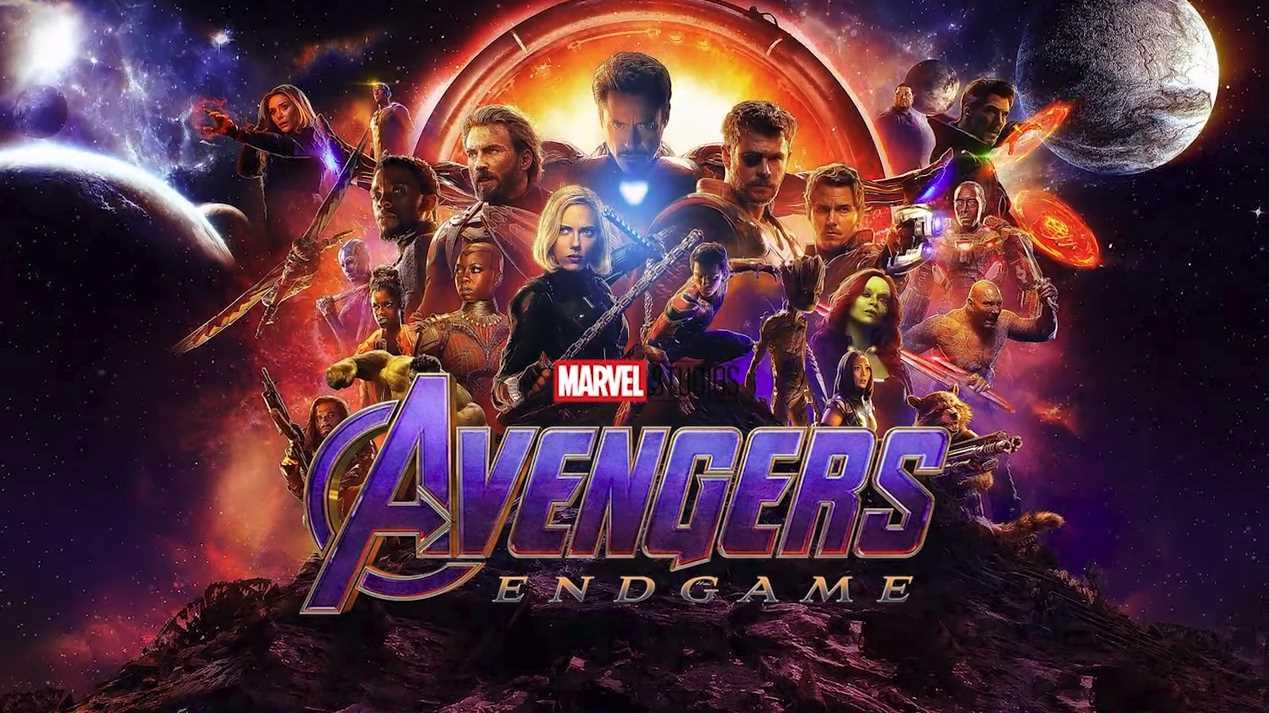 Avengers endgame ending scene credits