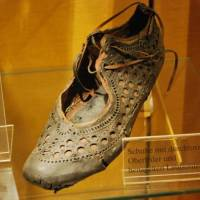 Very Fashionable 2,000-Year-Old Roman Shoe Found Inside A Well