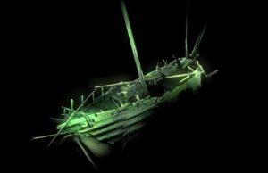 Shipwreck Discovered in Baltic Sea