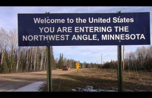 Minnesota town in canada