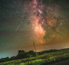 Timelapse of the MilkyWay