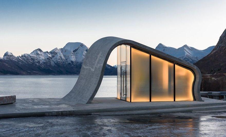 Norway Public Toilet