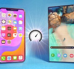 iPhone 11 Pro Max Vs Samsung Galaxy Note 10