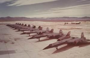 Secret Spy Planes