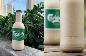 Plant-Based Biodegradable Bottles