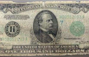 $1000 Bill