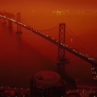 Insane Video Shows The Fires in San Francisco Turned into The Setting of BLADE RUNNER