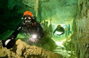 World's Biggest Underwater Cave System