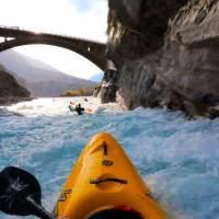 The Incredible Kayak Trip Through the Indus River