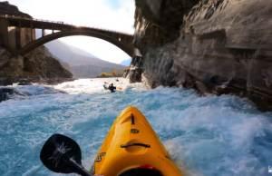 Kayak Trip Through the Indus River