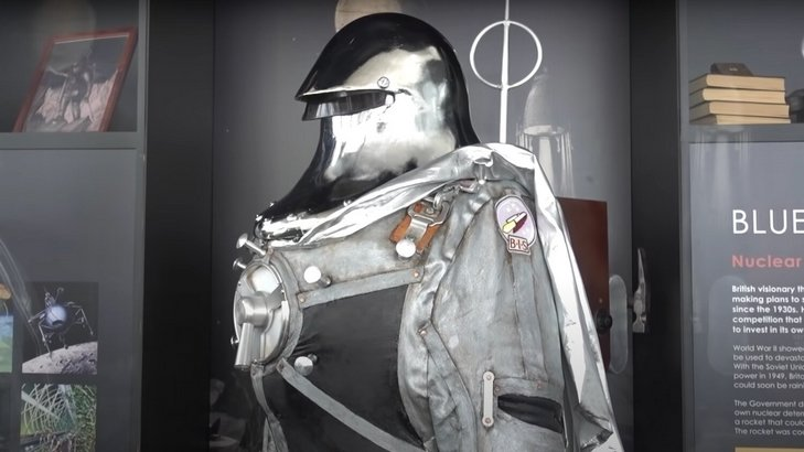 1939 Space Suit Design