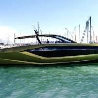 Conor McGregor's New $3.6 Million Lamborghini Yacht