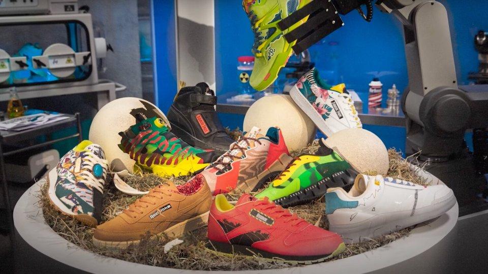 JURASSIC PARK Sneakers
