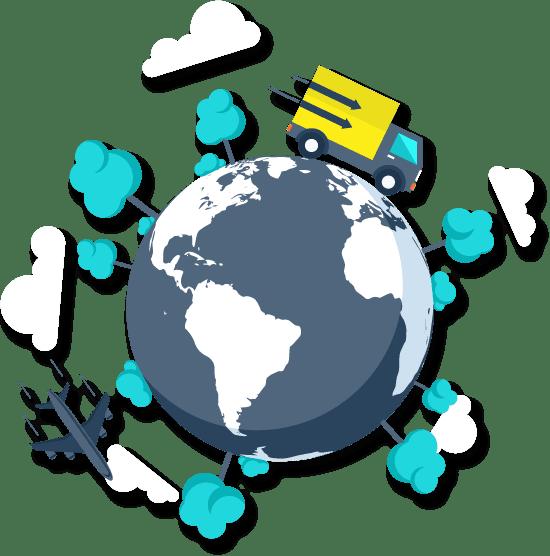 Unsircle Memberikan Sistem Manajemen Pengiriman Yang Dapat Melacak Pengiriman dan juga integrasi dengan marketplace online