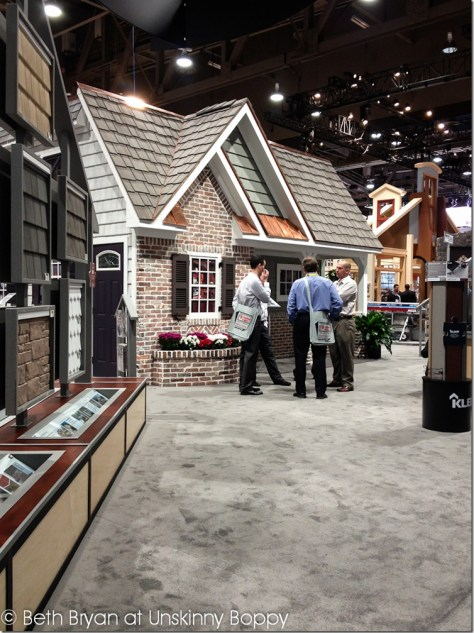 International Builders' Show Las Vegas 2013 exteriors