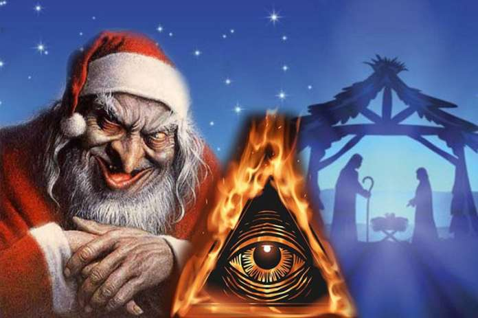 Origin of Cursed Christmas, reasons not to celebrate the devil's party