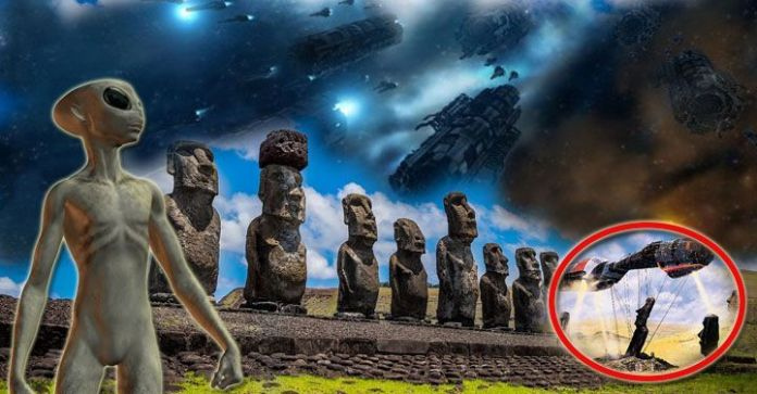 Moais. Easter Island. Solved the Mystery of the Heads