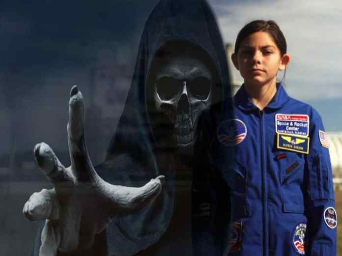 Alyssa Carson: the 15 year old girl who wants to die on Mars