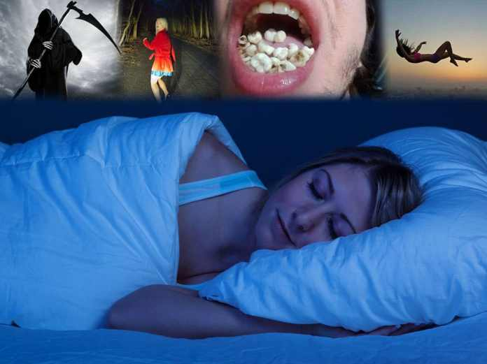 Meaning of the 10 most common types of dreams