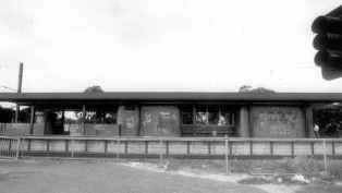 Station as pictured 1990