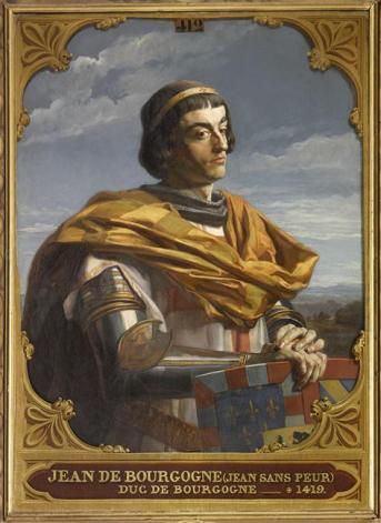 Alexandre Laemlein, Jean Sans Peur, duc de Bourgogne en 1404 (1371-1419), 1844, Château de Versailles, RMN.jpg