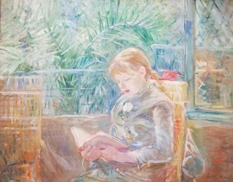 Morisot article 6 La Lecture 1888.jpg