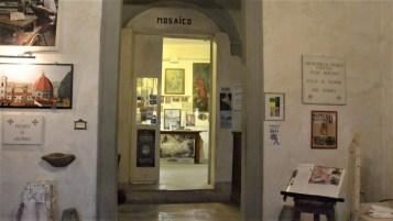 Atelier mosaic entrée