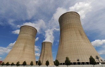 Clean Nuclear Energy Cooling Towers