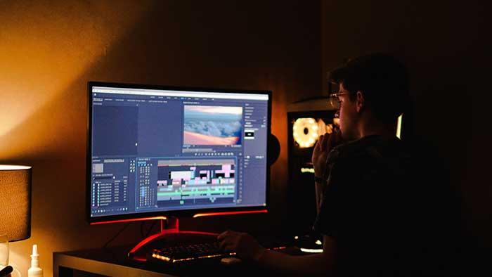 video-editor-working-late