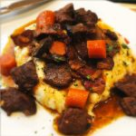 Classic Beef Bourguignon (Beef Braised in Red Wine)