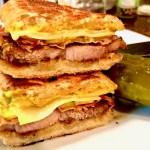 Cubanos (Cuban Pork Sandwich)