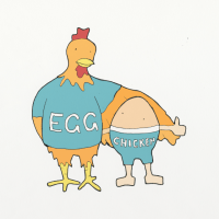 Does it matter whether the chicken or the egg came first?