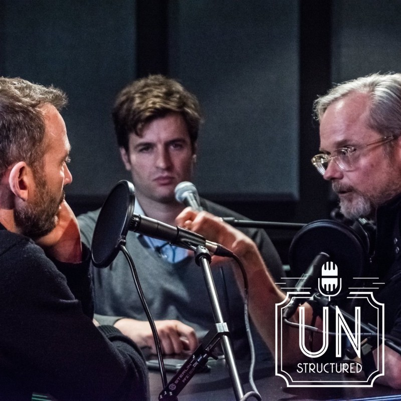 001 - Hunter Maats - Unique wide-ranging and well-researched unstructured interviews hosted by Eric Hunley UnstructuredPod Dynamic Informal Conversations