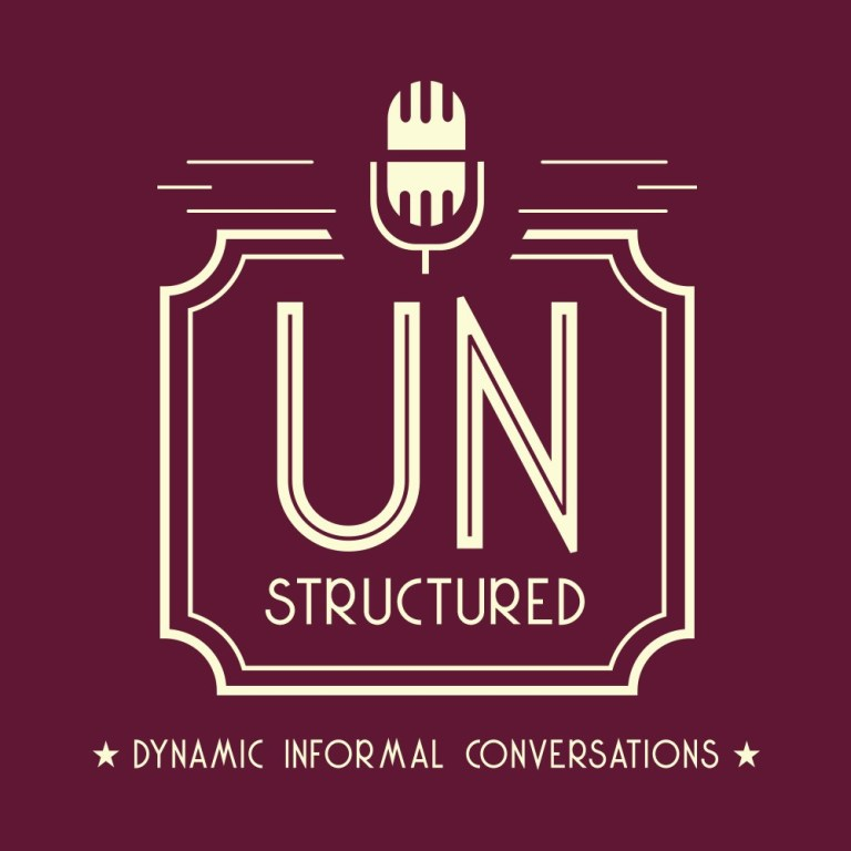 045 - Addendum episode UnstructuredPod Unstructured interviews - Dynamic Informal Conversations with unique wide-ranging and well-researched interviews hosted by Eric Hunley