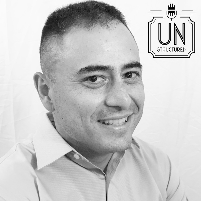 014 - Andrew Wehrlen - Unique wide-ranging and well-researched unstructured interviews hosted by Eric Hunley UnstructuredPod Dynamic Informal Conversations