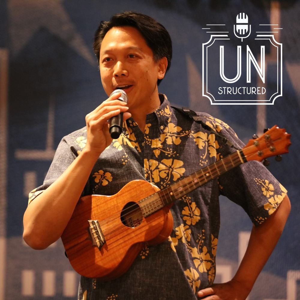 083 - Andy Wang UnstructuredPod Unstructured interviews - Dynamic Informal Conversations with unique wide-ranging and well-researched interviews hosted by Eric Hunley