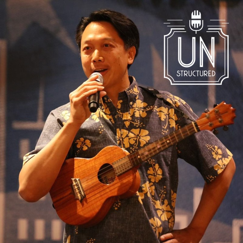 083 - Andy Wang - Unique wide-ranging and well-researched unstructured interviews hosted by Eric Hunley UnstructuredPod Dynamic Informal Conversations