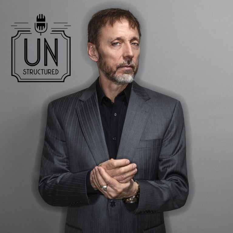 131 - Chris Voss UnstructuredPod Unstructured interviews - Dynamic Informal Conversations with unique wide-ranging and well-researched interviews hosted by Eric Hunley