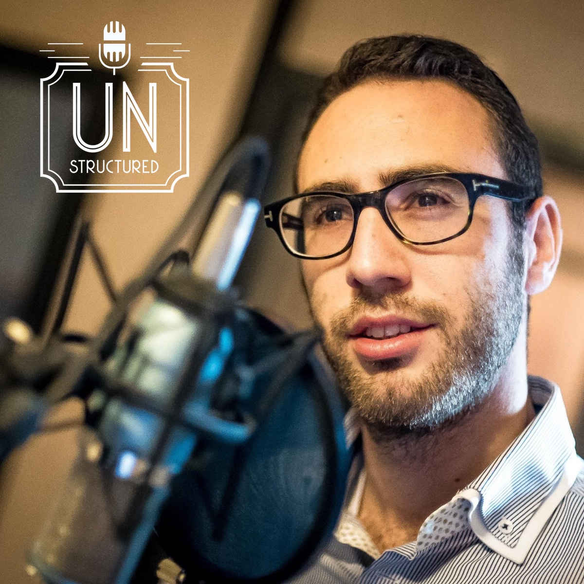 038 - Daniel Gefen UnstructuredPod Unstructured interviews - Dynamic Informal Conversations with unique wide-ranging and well-researched interviews hosted by Eric Hunley