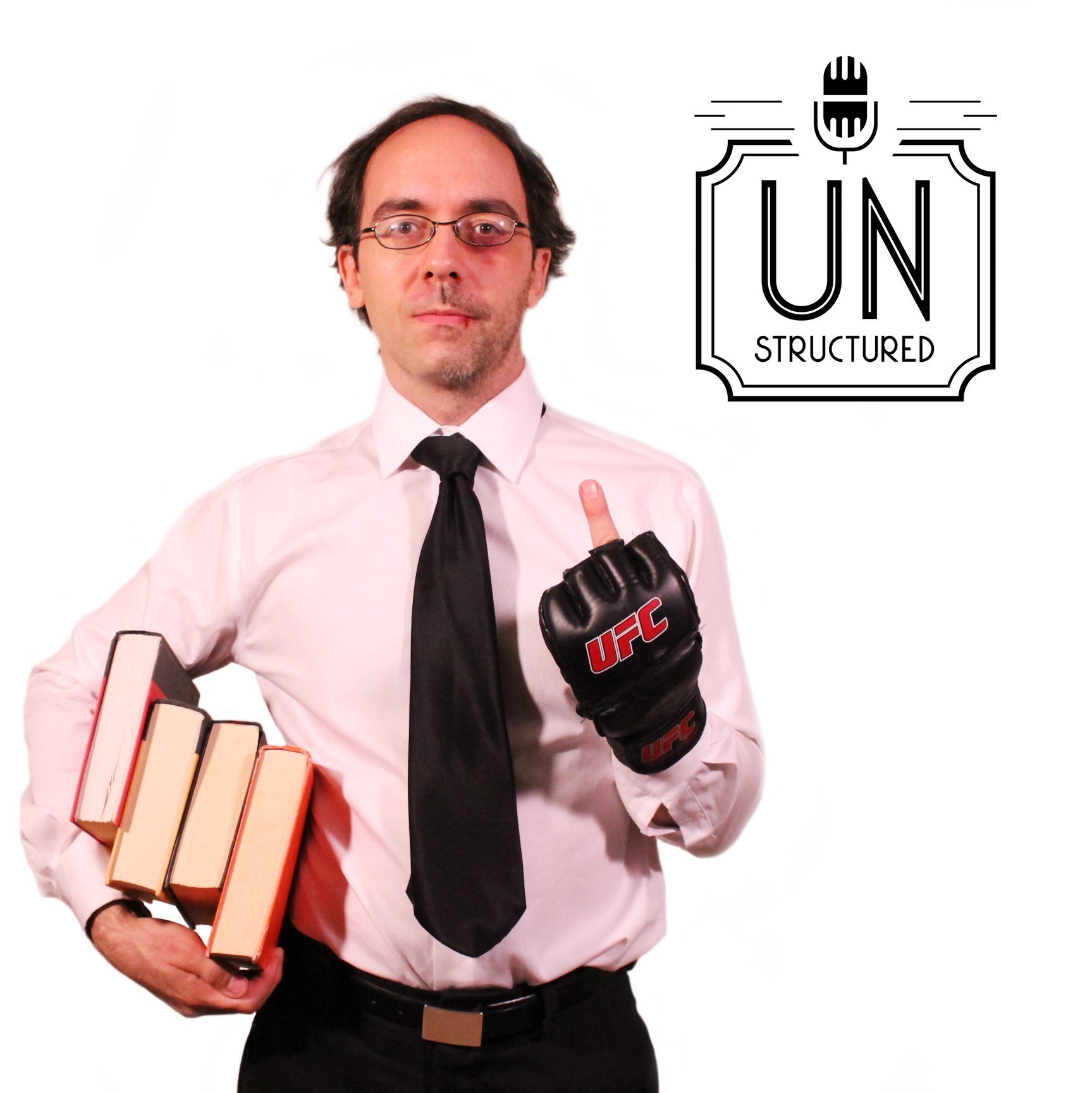 018 - Daniele Bolelli UnstructuredPod Unstructured interviews - Dynamic Informal Conversations with unique wide-ranging and well-researched interviews hosted by Eric Hunley