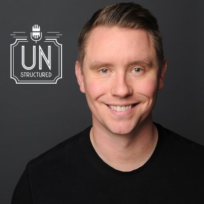 027 - Eric Feigl - Unique wide-ranging and well-researched unstructured interviews hosted by Eric Hunley UnstructuredPod Dynamic Informal Conversations