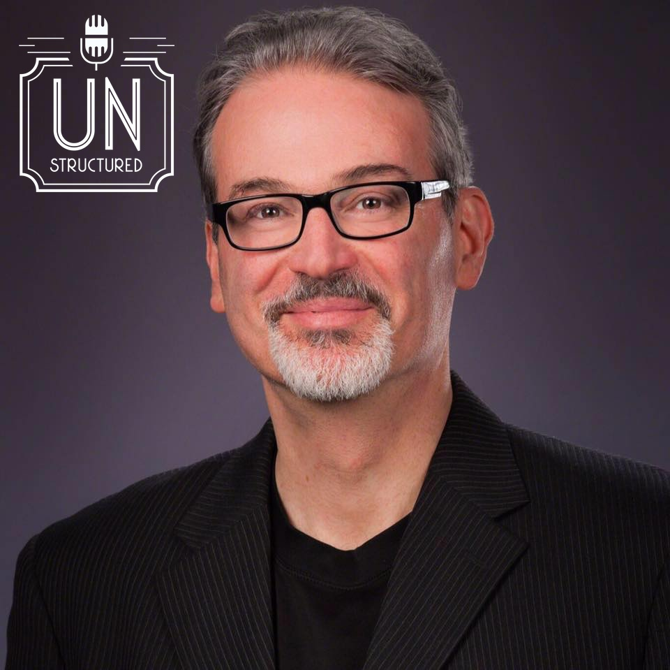 093 - Glenn Livingston UnstructuredPod Unstructured interviews - Dynamic Informal Conversations with unique wide-ranging and well-researched interviews hosted by Eric Hunley