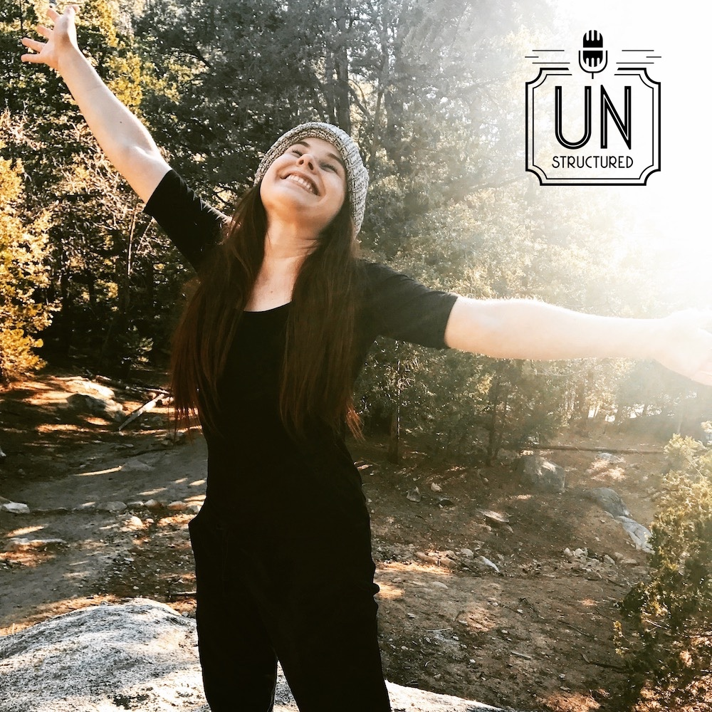 082 - Hayley Gripp UnstructuredPod Unstructured interviews - Dynamic Informal Conversations with unique wide-ranging and well-researched interviews hosted by Eric Hunley