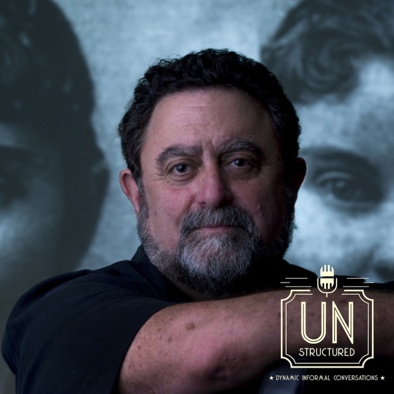 031 - Professor James Fallon - Unique wide-ranging and well-researched unstructured interviews hosted by Eric Hunley UnstructuredPod Dynamic Informal Conversations