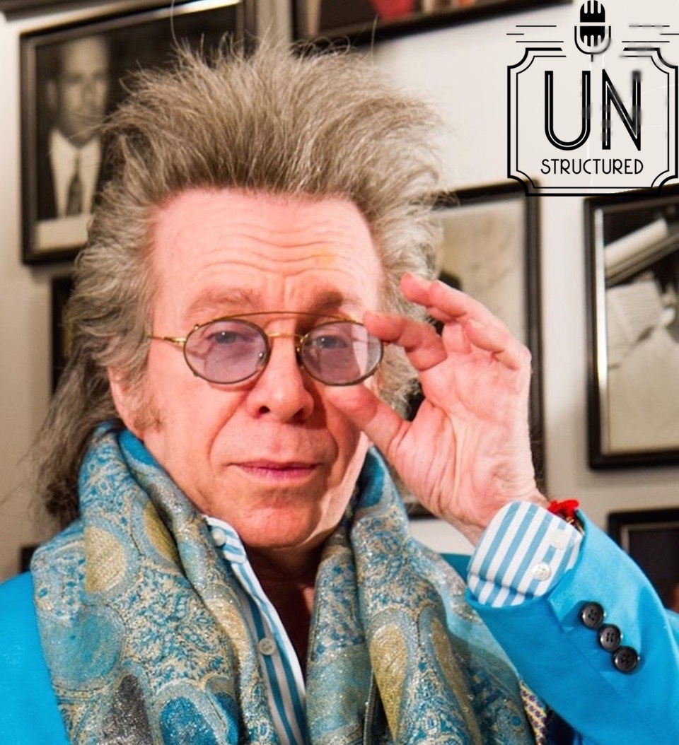 049 - Jeffrey Gurian UnstructuredPod Unstructured interviews - Dynamic Informal Conversations with unique wide-ranging and well-researched interviews hosted by Eric Hunley