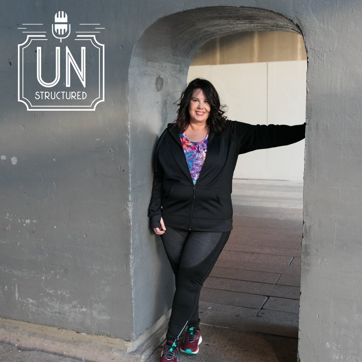 011 - Jill Angie UnstructuredPod Unstructured interviews - Dynamic Informal Conversations with unique wide-ranging and well-researched interviews hosted by Eric Hunley