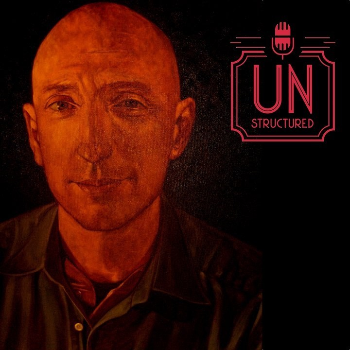 130 - Jim Clemente - Unique wide-ranging and well-researched unstructured interviews hosted by Eric Hunley UnstructuredPod Dynamic Informal Conversations