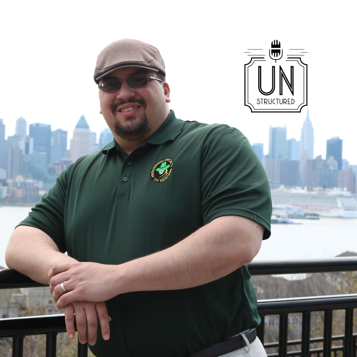 034 - Julio Briones UnstructuredPod Unstructured interviews - Dynamic Informal Conversations with unique wide-ranging and well-researched interviews hosted by Eric Hunley